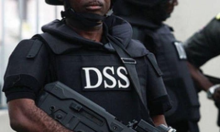 Chinwetalu Agu is apprehended by DSS.